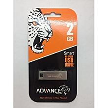 2GB USB Flashdisk-Silver