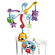 2-in-1-activity-friends-Baby COT/Baby Crib MOBILE with Music