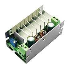 6-35V to 1-35V DC/DC Buck/Boost Charger Power Converter Module With Aluminum