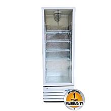 Showcase Freezer -310L - Silver