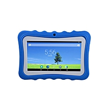 """Kids Education Android Tablet - 7"""" - 8GB ROM - 512MB RAM -  Wi-Fi -Blue"""