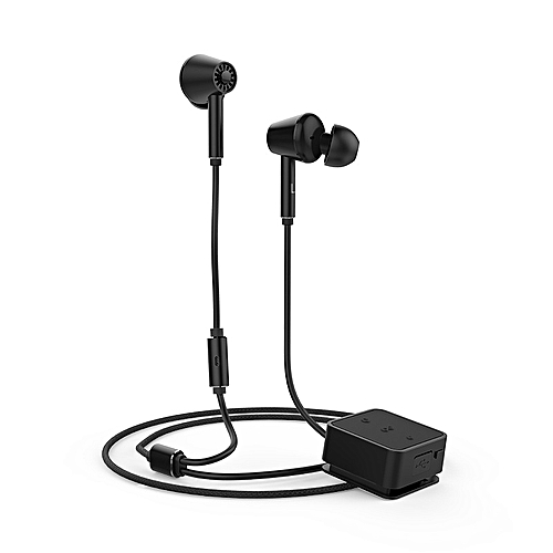QCY E1 ANC Wireless Bluetooth Earphone Active Noise Cancelling Heavy Bass Waterproof Headphone