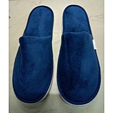 cotton fibric indoor  slippers