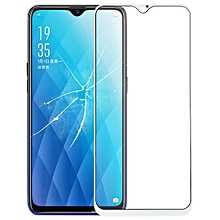 Front Screen Outer Glass Lens for OPPO A7x (White)