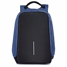 Antitheft Backpack - Blue