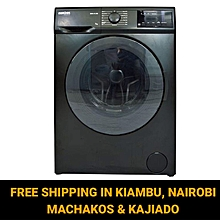 BWM-FL70B - Full Automatic,7 KGS Wash - Front Load Washing Machine - Black