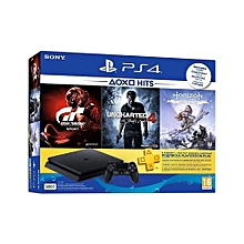 PS4 500GB Hits Bundle Black
