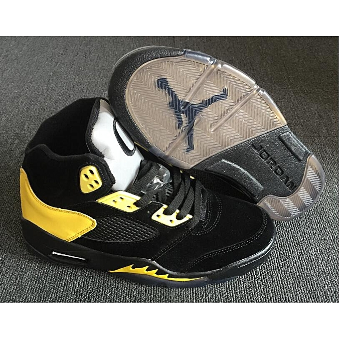 69651b25db5408 Fashion NBA AJ5 Men s Basketball Shoes Air Jordan Sports Sneakers ...