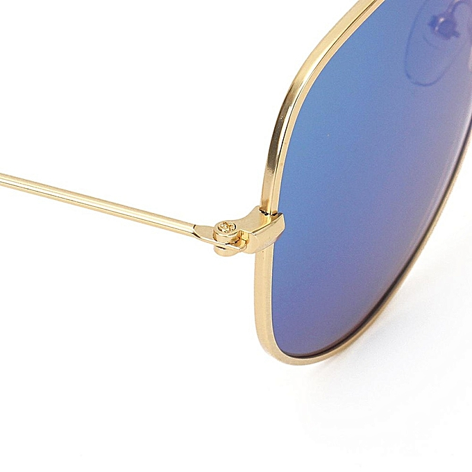 a49d08dd823 ... Golf Ball Finder Glasses Blue Lens Metal Frame Less Straining  Sunglasses Pilot ...