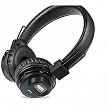 ZB-Jazz Duo - 6 in 1 Bluetooth Headphones + Speaker - Black