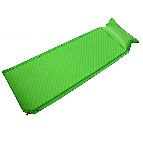 Sleeping Bag Mat Single Inflatable Portable Air Pad With Pillow Self Inflating Widened Thickened Can
