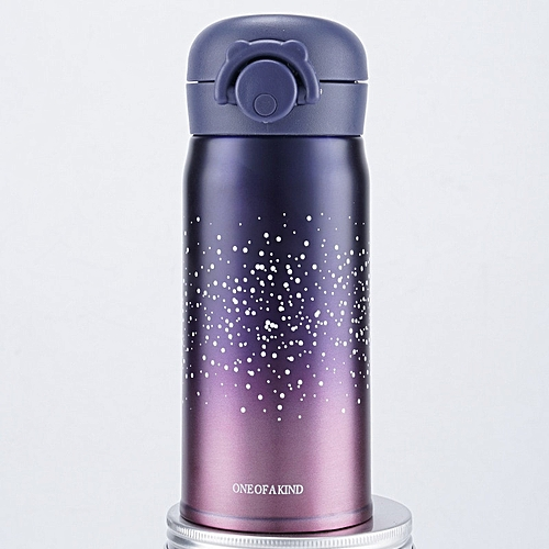 834c1c94e89 Stainless Steel Vacuum Insulated Bottle Water Drinks Flask Thermoses Travel  Mug Tea Coffee Thermos Water Cup 350ml and 500ml(350ml)