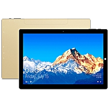 "Tbook 10 S - 10.1"" Tablet Windows 10 Android 5.1 Intel Cherry Trail X5 Quad Core 4GB/64GB HDMI- Champagne Gold"
