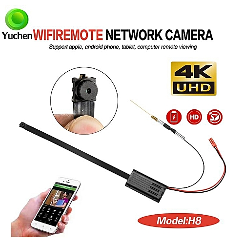 Generic H8 Full HD 1080P Wireless WiFi Hidden Spy Camera Wireless