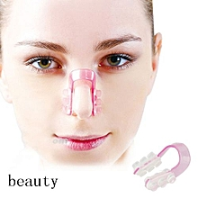 Nose Up Lifting Shaping Bridge Straightening Nose Shaping Beauty Massager Beauty