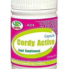 Cordy Active- Promotes Stamina and Vitality