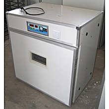 Fully Automatic 880 Chicken Egg incubator,99% Hatch Rate
