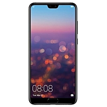 Huawei P20 Pro 6.1-Inch AMOLED (6GB, 128GB ROM) Android 8.1 Oreo, 40MP, Dual SIM LTE Smartphone - Black