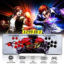 1299 In 1 Video Games Metal LED Double Stick Arcade