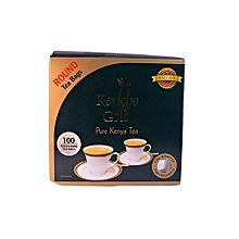 100 Round Tea Bags 200g