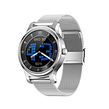 SMA-09 1.3 inches IPS Screen Smart Watch IP54 Waterproof,Support Call/Message Reminder / Social Media Notification / Camera Control/ Sleeping Monitoring /Sedentary Reminder