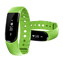 Bluetooth Wireless Touchable Smart Wrist Band Pedometer For Android IOS GN