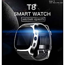 T8 Bluetooth Smart Wrist Watch Phone Mate GSM SIM For ONLY Android Phone Samsung