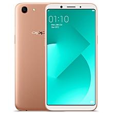 A83 5.7-inch (4GB, 32GB ROM) Android 7.1 Nougat, 13MP + 8MP, 3180mAh, Dual Sim 4G LTE Smartphone - Champagne