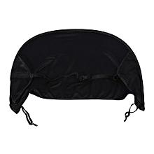 Baby StrollerSeat Sun Shade Hood Sun Blocking Canopy Black