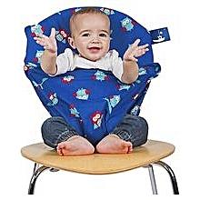Night Owl - Fabric Chair Harness - Blue