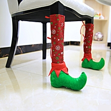 Christmas Decorations Christmas Restaurant Bars Chairs Feet Sets Of Stools