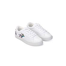 White Fashionable Shoes