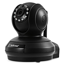 Sricam SP019 1080P H.264 High Resolution WiFi Indoor IP Security Camera P2P PT BLACK AU PLUG