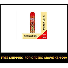Doom - All Insect Killer - 600 ml - Lemon