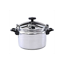 Pressure Cooker - 9 Liter - Silver