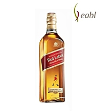 Red Label – 750ml With FREE Glass