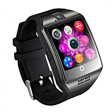 Q18 Executive Bluetooth Smart Watch Phone - Black