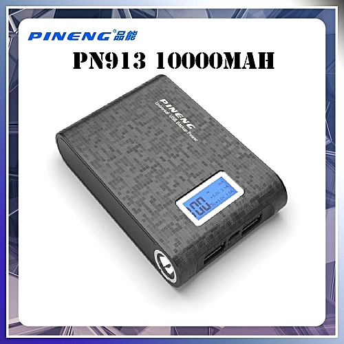 【Special Offer】 PINENG POWERBANK 10,000MAH PN-913 G PN913 CORPORATE GIFT BGmall