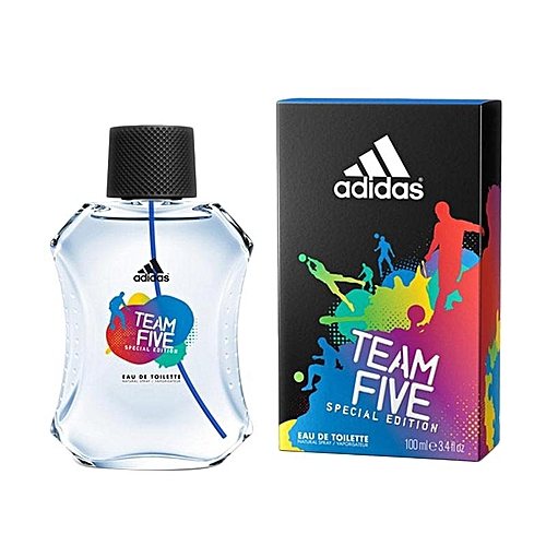 Adidas Team Five For Men Edt Parfum 100ml At Best Price Jumia Kenya