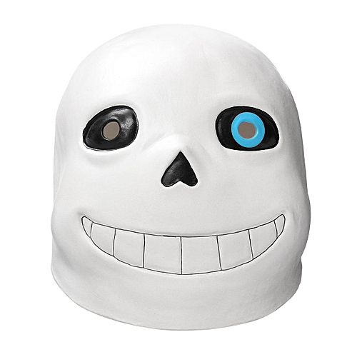 Cosplay Game Mask For Undertale Sans Papyrus Full Head Mask Halloween Helmet