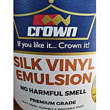 Paint Silk Vinyl - 4 Liter - Cream