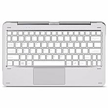Magnetic Docking CDK08 Keyboard for ALLDOCUBE Cube iWork1X Tablet White