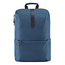 Xiaomi 20L 15.6'' Laptop Backpack Men Women Leisure Travel Waterproof School Bag Blue