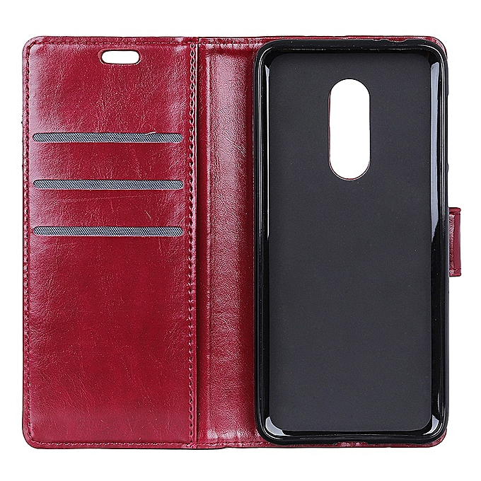 purchase cheap ae8b5 11dba Alcatel 5 Case,Premium PU Leather Wallet Flip Protective Case Cover with  Card Slots and KickStand for Alcatel 5 5.7