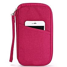 926eede4a2e New Travel Passport Credit ID Card Cash Organizer Holder Wallet Purse Case  Bag