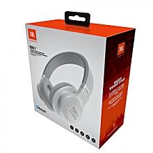E55 BT - Over-Ear Headphone -White