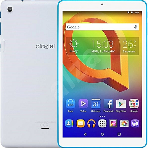 Pixi 3 10 Tablet - 10 1 Inch, 16 GB, WiFi, White + Keyboard