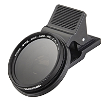 ZOMEi 37mm Professional Cell Phone Camera Circular Polarizer Lens CPL for iPhone HTC Xiaomi Samsung