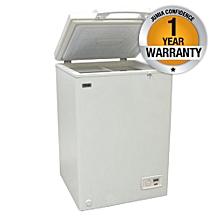 SF125W - Chest Deep Freezer, 99L, White