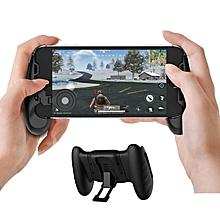 GameSir F1 Grip PUBG Game Controller Mobile Joystick Gamepad with Handle Holder Handgrip Stand, Support 5.5''-6.5'' Smartphone WWD